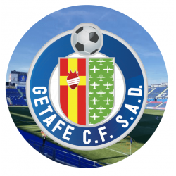 OBLEA GETAFE C.F. REF. 00173