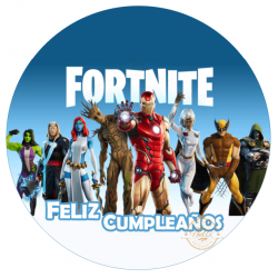 OBLEA FORTNITE REF. 00225