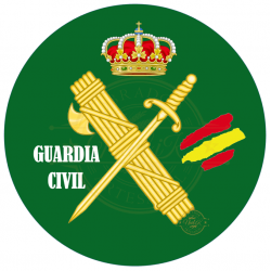 OBLEA GUARDIA CIVIL. REF....