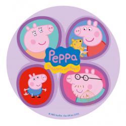 OBLEA PEPPA PIG. REF. 00117