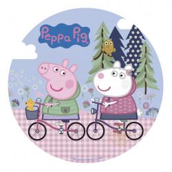 OBLEA PEPPA PIG. REF. 00118