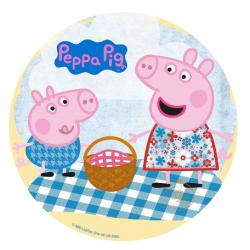 OBLEA PEPPA PIG. REF. 00120