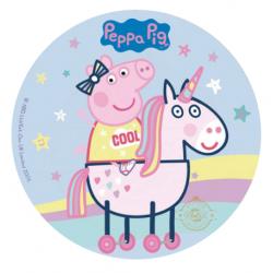 OBLEA PEPPA PIG. REF. 00121