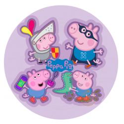 OBLEA PEPPA PIG. REF. 00123