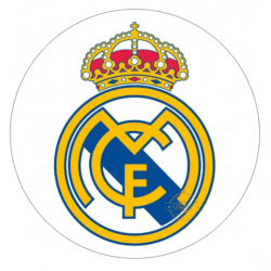 OBLEA REAL MADRID. REF. 00039
