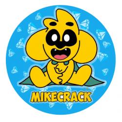 OBLEA MIKECRACK. REF 00059