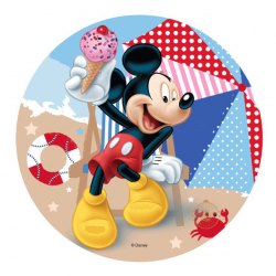 OBLEA MICKEY MOUSE. REF. 00045