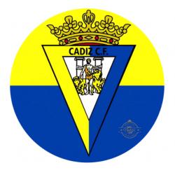 OBLEA CÁDIZ CF. REF. 00042